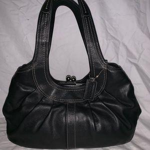 Coach Bags - Coach ERGO black satchel